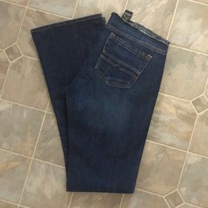 Buffalo low waist jeans new